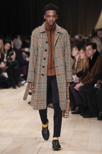 Burberry Men's Fall 2016